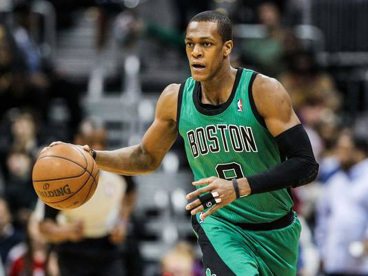Rajon Rondo will miss the remainder of the NBA season through injury